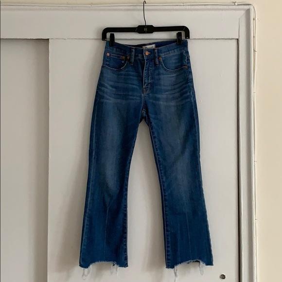 Madewell Denim - Madewell Cali denim boot jean, size 26